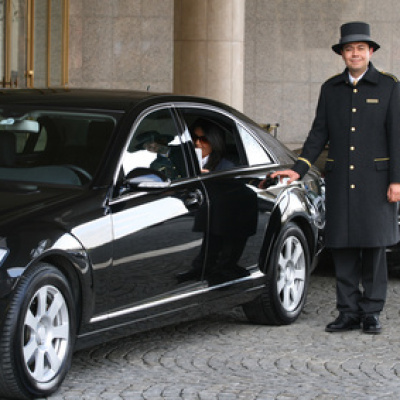 Limousine Services chauffeur