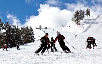 Exclusive incentive skiing Andorra expedition, winter 2014