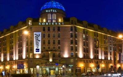 Hotel Sobieski, Warsaw