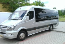 Mercedes AB Poland transportation