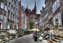 Gdansk city tour