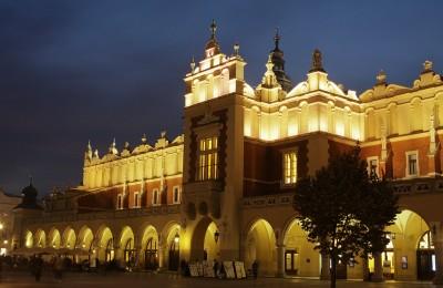 Kraków, Sukiennice
