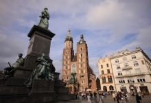 Cracovia, Basilica di Santa Maria