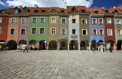 Poznan city tour