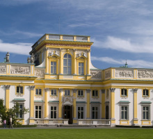 Varsavia, Palazzo di Wilanów