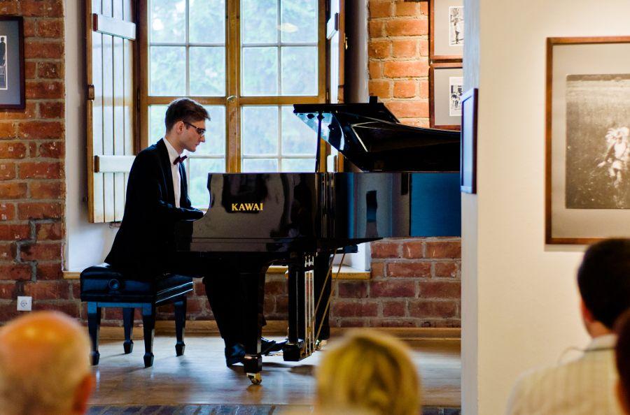 Concerto della musica di Frederic Chopin