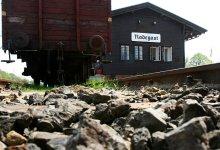 Lodz, Stazione Radegast
